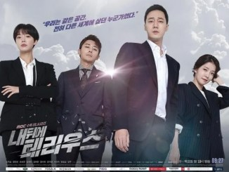 Download Drama Korea Terius Behind Me Subtitle Indonesia