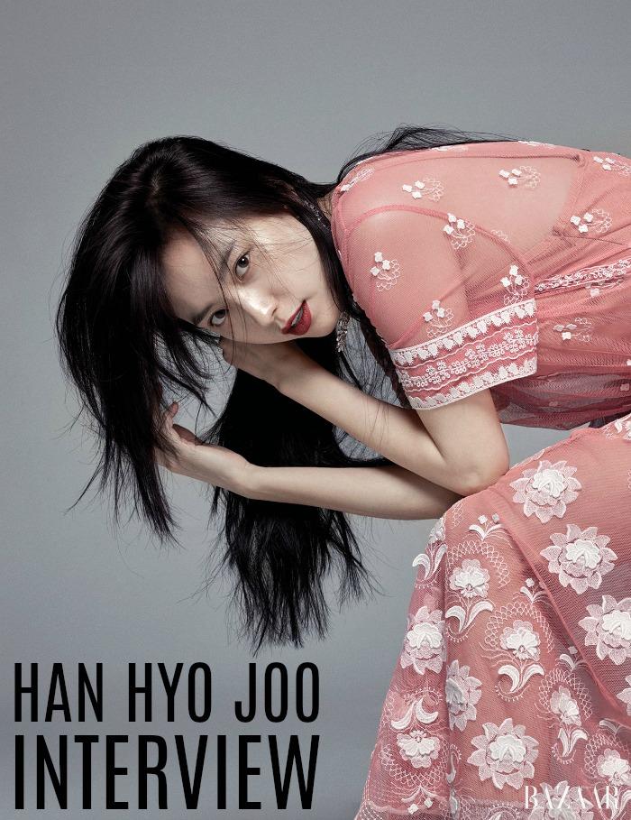 Han Hyo Joo english Interview