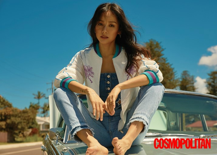 Lee Hyori translated interview