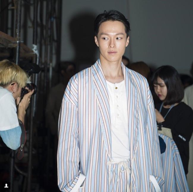 Jang Ki Yong Roliat