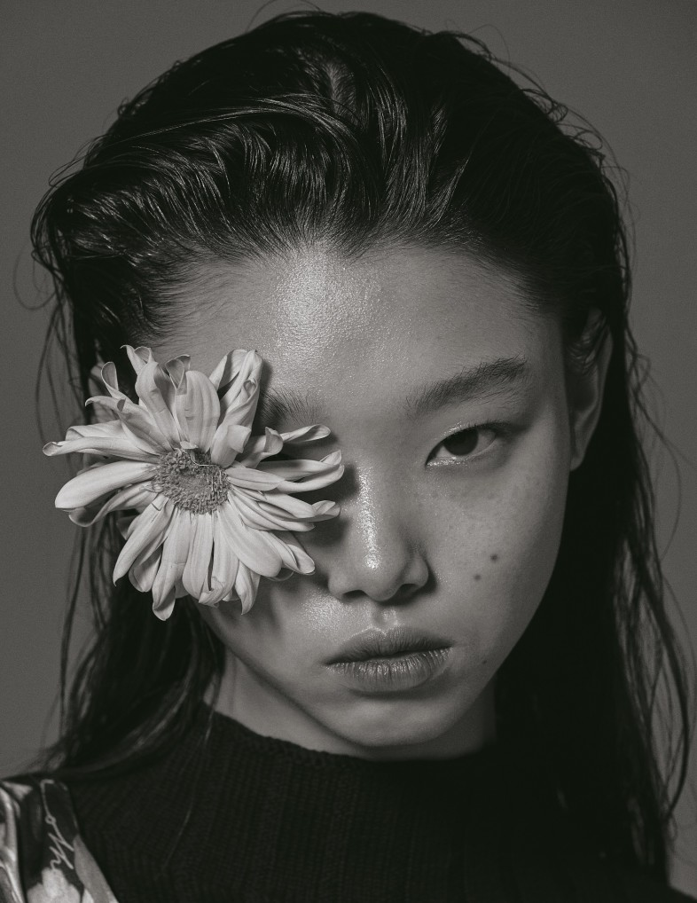 Korean Fashion Pictorial Dazed Magazine