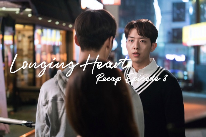 Live recap for the Korean drama Longing Heart