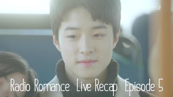Live Recap for Kdrama Radio Romance