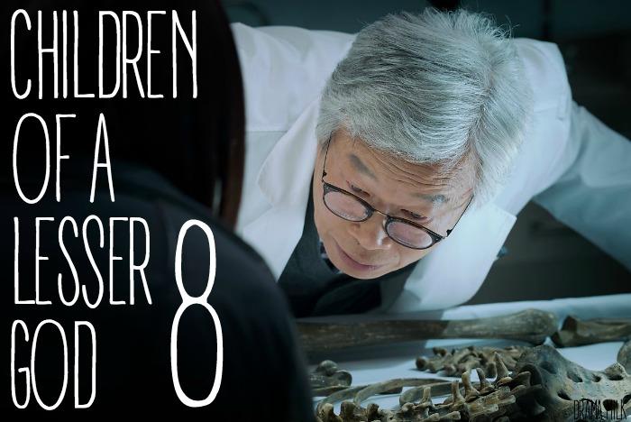 Episode 8 recap of the OCN Korean drama Children of a Lesser God starring Kang Ji-Hwan and Kim Ok-bin