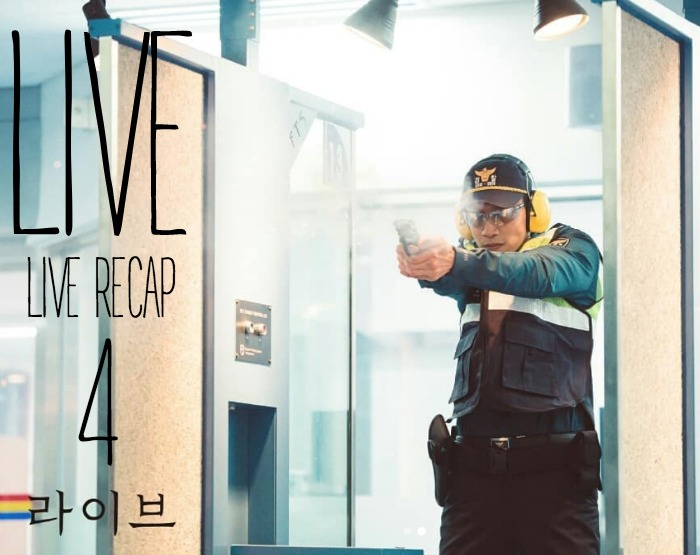 Live Recap for episode 4 of the Korean Drama Live starring Lee Kwang-Soo and Jung Yu-Mi