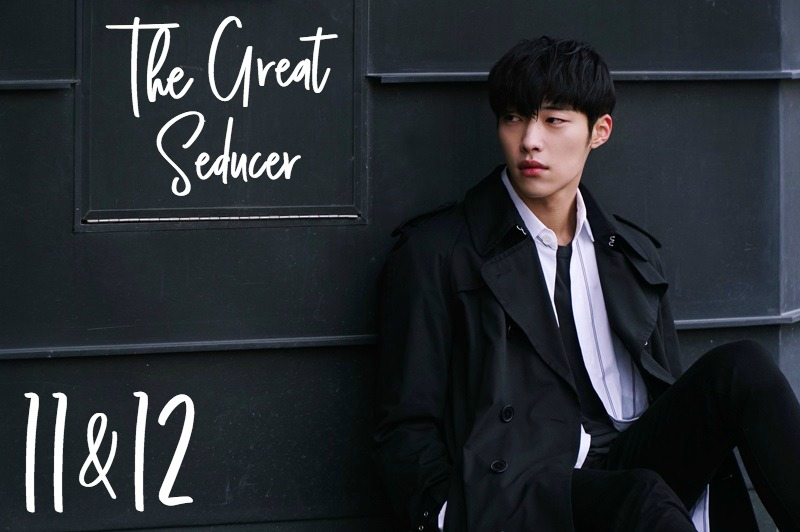 Live Recap for the Korean Drama The Great Seducer / Tempted, episode 11 and 12.