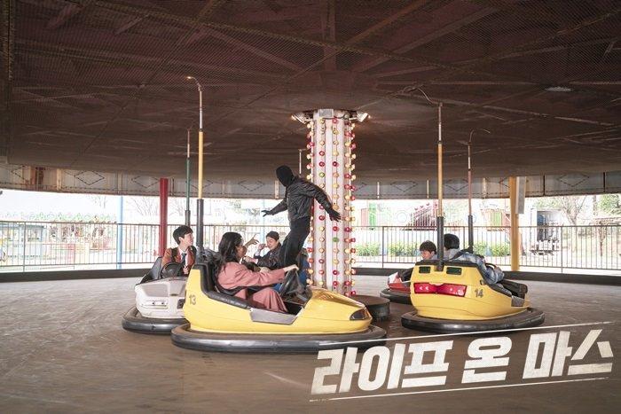 Bumper cars in Korean remake for Life on Mars
