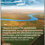 EcoChallenge 2015 – Water and Sustainability Game for schools