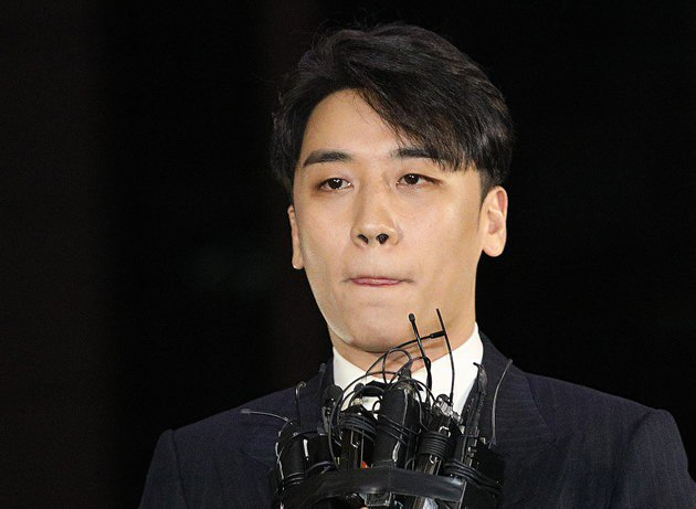 Seungri Prostitution Scandal