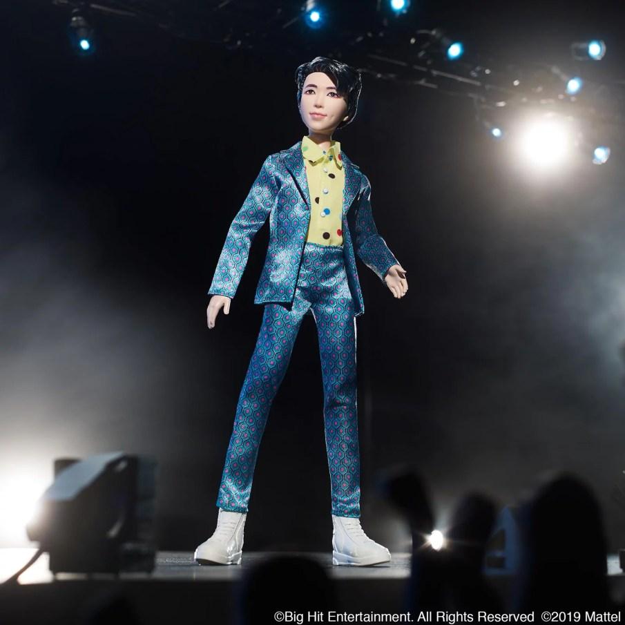 BTS Mattel Dolls RM