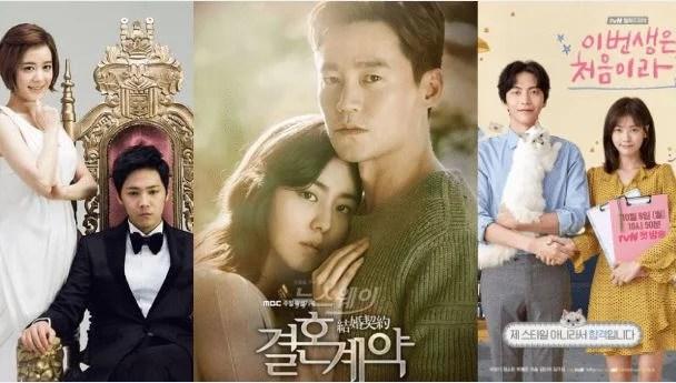 Contract Marriage Korean Dramas