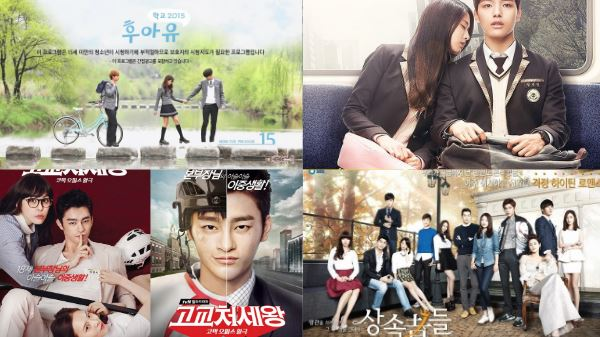 15+ High School Korean Dramas To Add on Your Watch List
