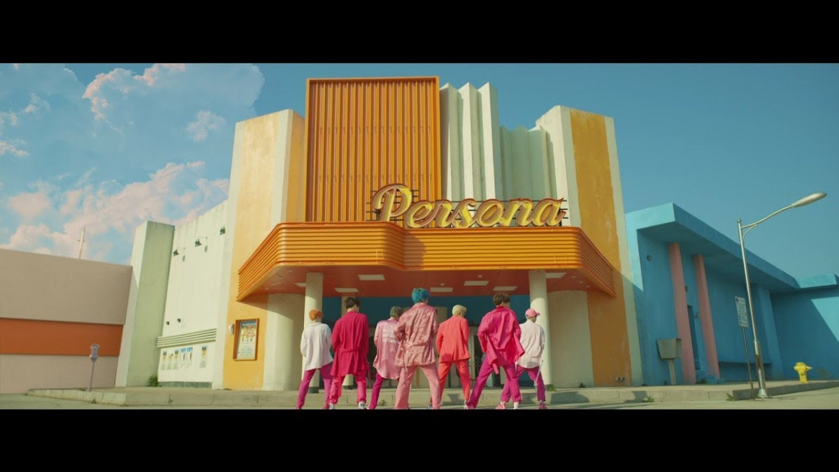 """BTS's """"Map Of The Soul: Persona"""" Score Top 10 Spots On U.S. iTunes Songs Chart"""