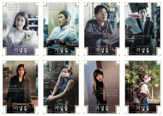 Korean Movie Parasites