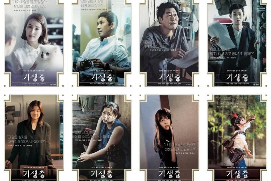 Korean Movie Parasites
