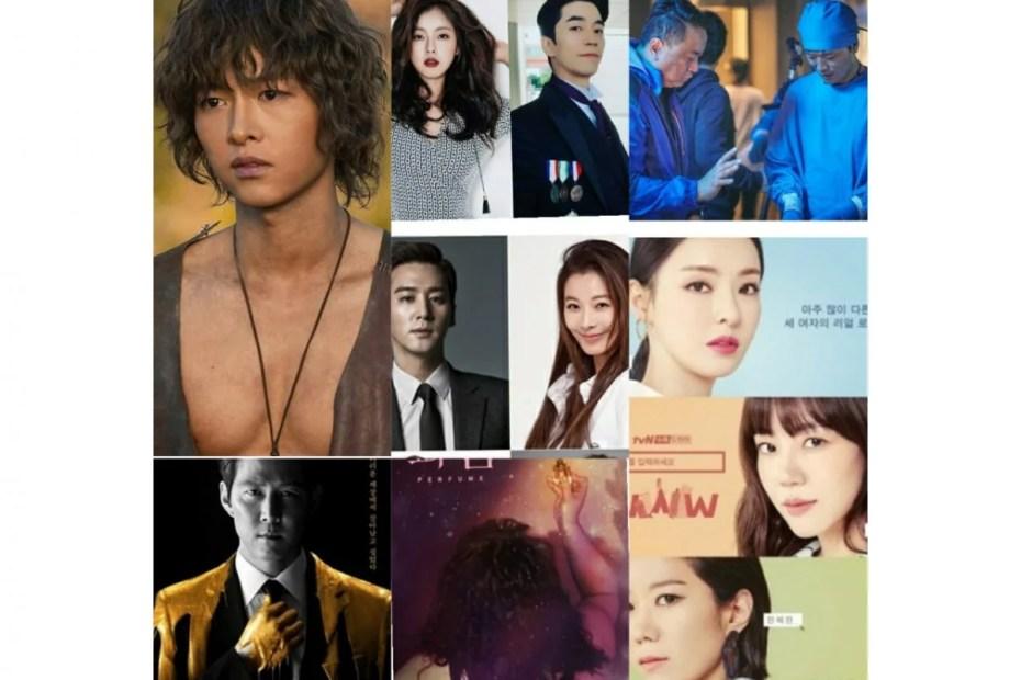 Upcoming Korean Dramas June 2019