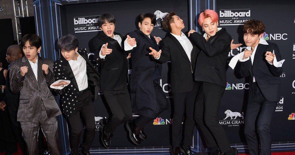 BTS wins Top Social Artist