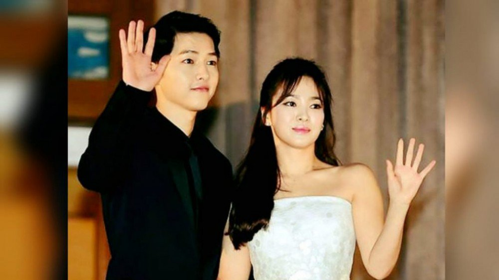 Song Joong Ki and Song Hye Kyo officially Divorced