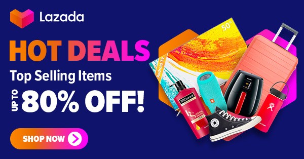 lazada Philippines hot deals