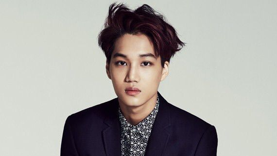 EXO Kai Preparing for Solo Debut