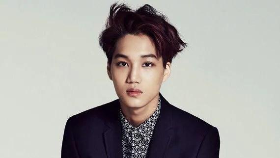 EXO Kai Preparing for Solo Debut