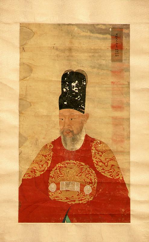 searching for original portraits of king sukjong dramasrok. Black Bedroom Furniture Sets. Home Design Ideas