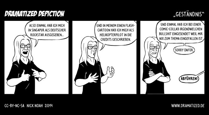 Geständnis