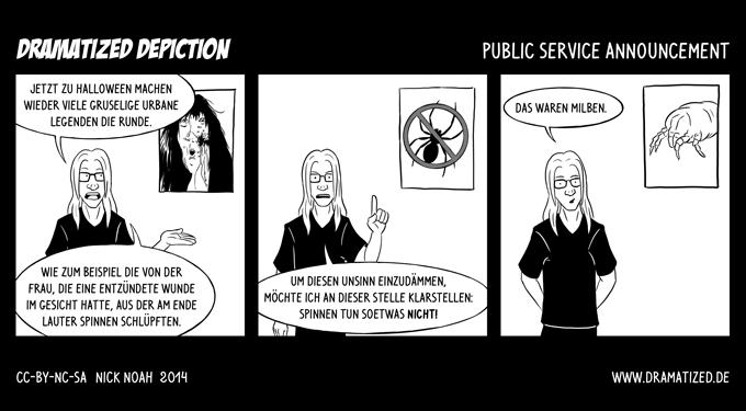 Public Service Announcement
