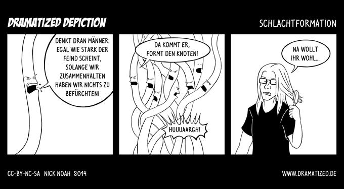 Schlachtformation