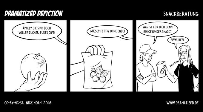 Snackberatung
