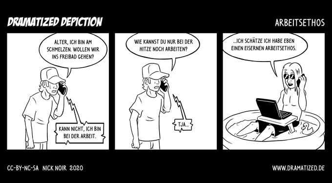 Arbeitsethos