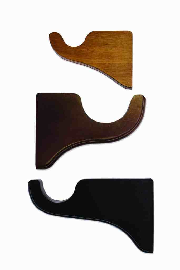 """Wood trend 1 3/8"""", 2"""", and 3"""""""
