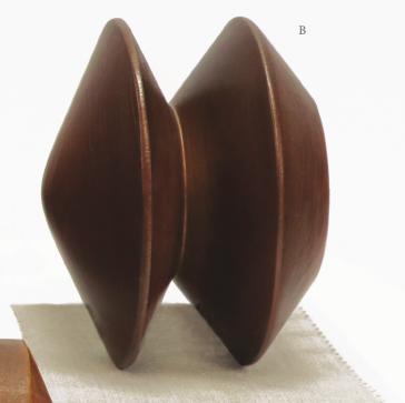 Wood Trend Miller Finial
