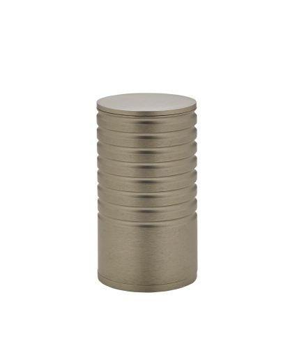 Cylinder Satin Nickel