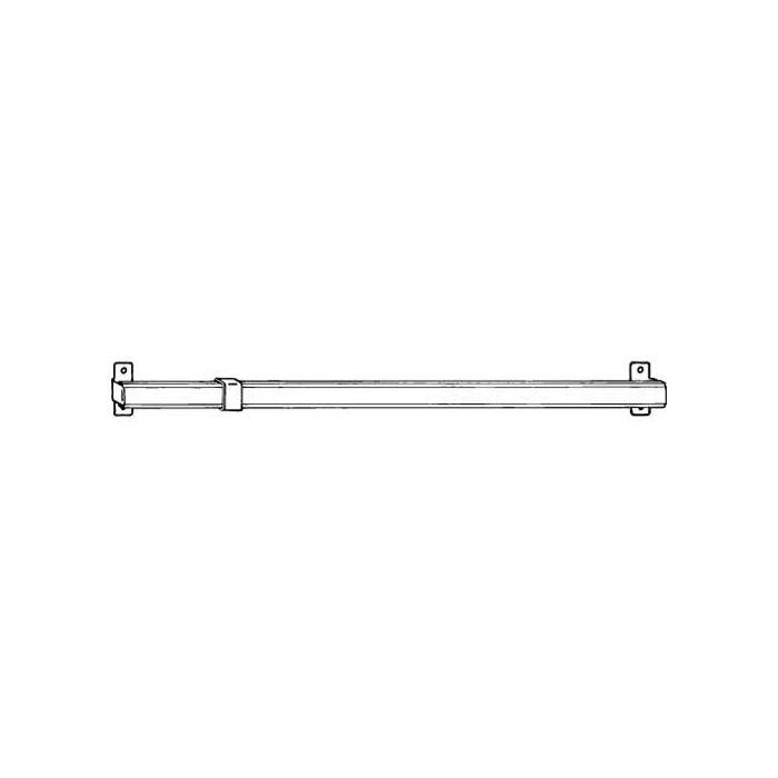 kirsch flat sash rod