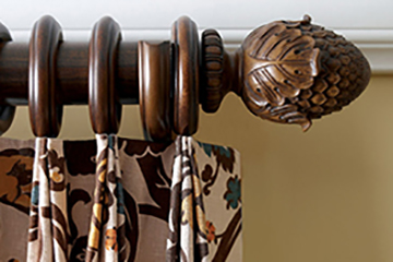 kirsch drapery hardware curtain rods