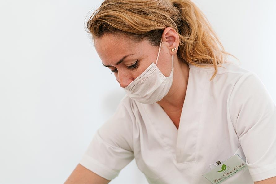 quiromasaje en la clinica de valencia y liria