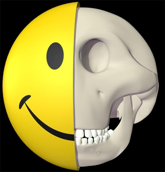 Bitte Lacheln Die Geschichte Des Smileys Dem Wichtigsten Aller