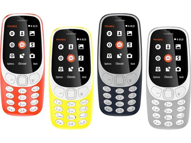 Pros and Cons of Nokia 3310 (2017)