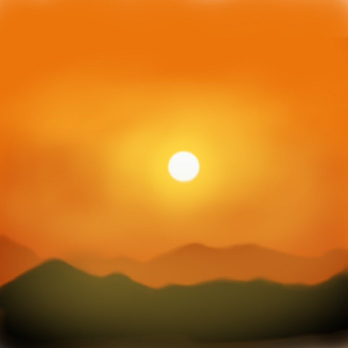 How-To-Paint-A-Sunset (5)
