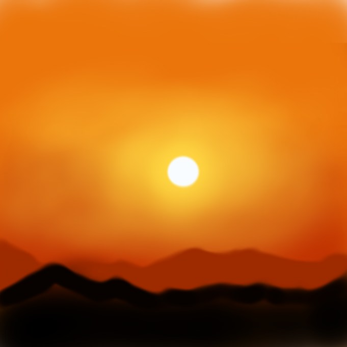 How-To-Paint-A-Sunset (6)