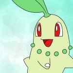 How To Draw Chikorita Pokemon