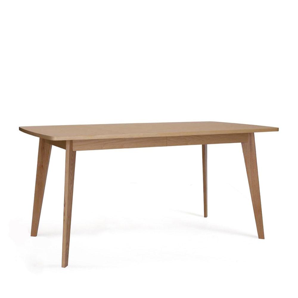 kensal table a manger extensible 160 200 cm bois