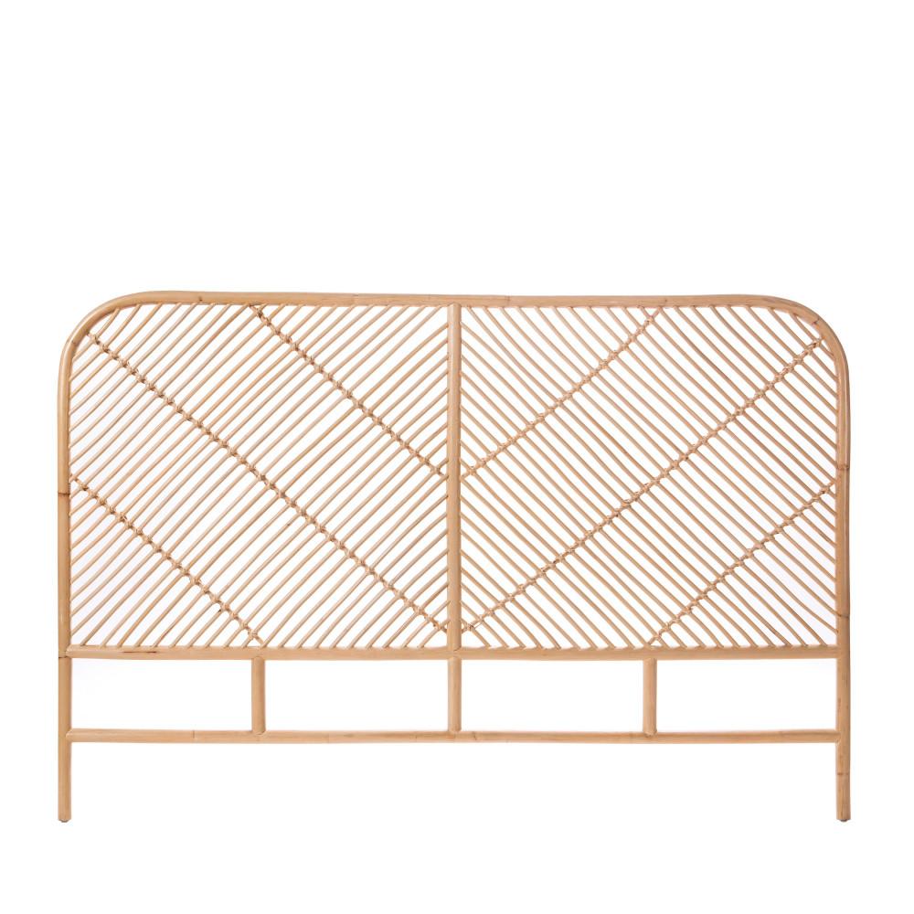 tete de lit en rotin 168 cm drawer kayan