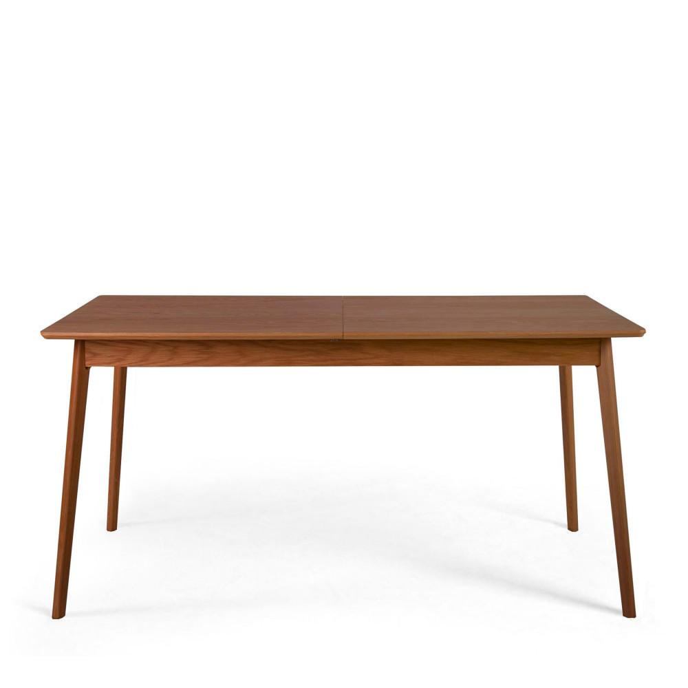 table a manger extensible 150 200x80cm drawer skoll