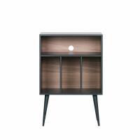james meuble de rangement disques vinyles en bois