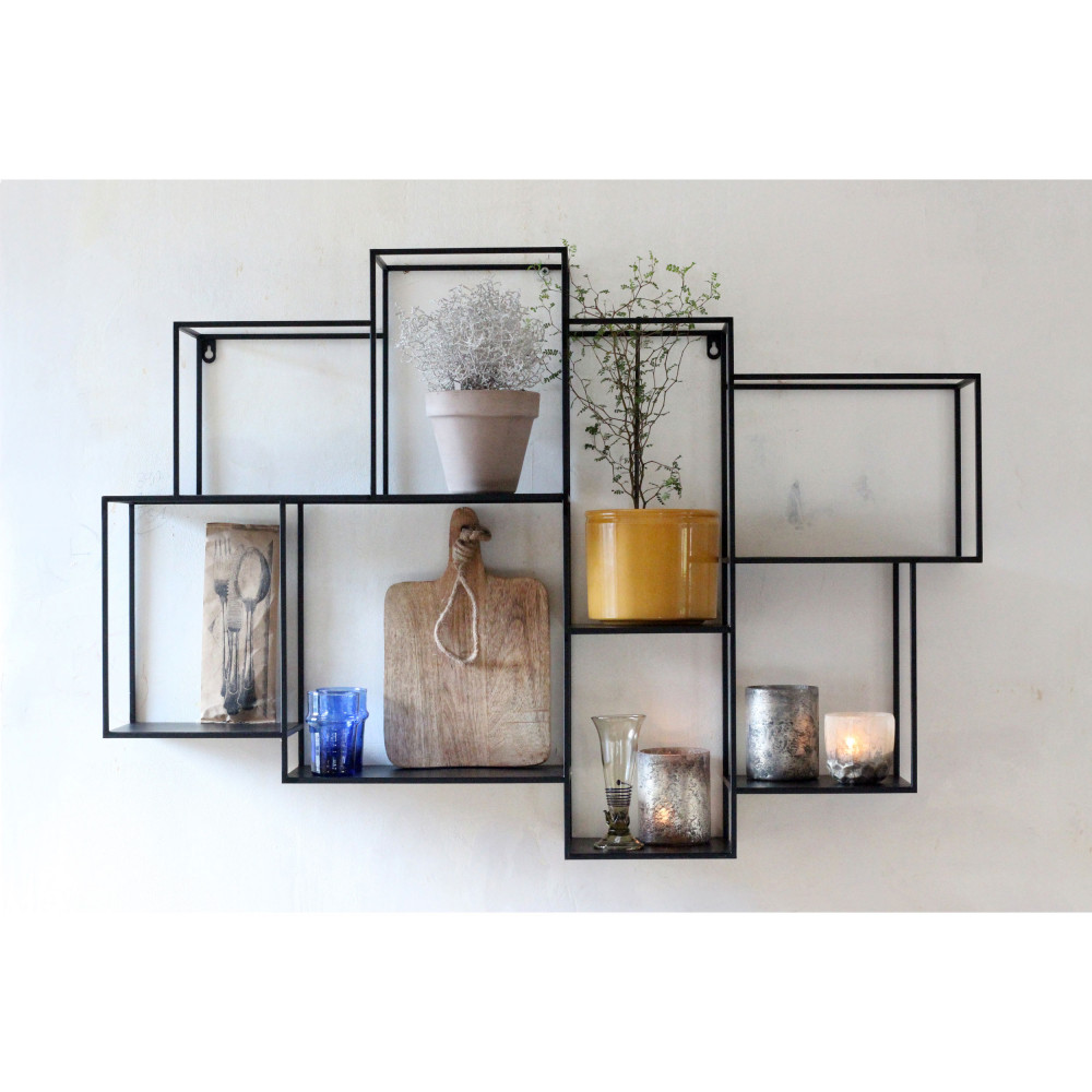 etagere murale 8 niches redcartel cosmopolit