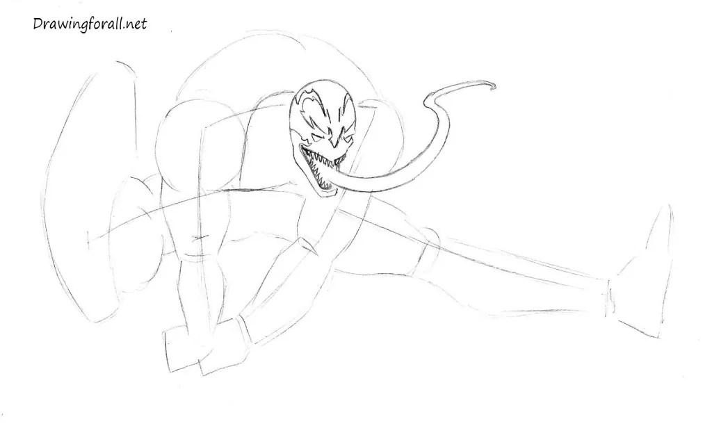 How Draw Anti Venom