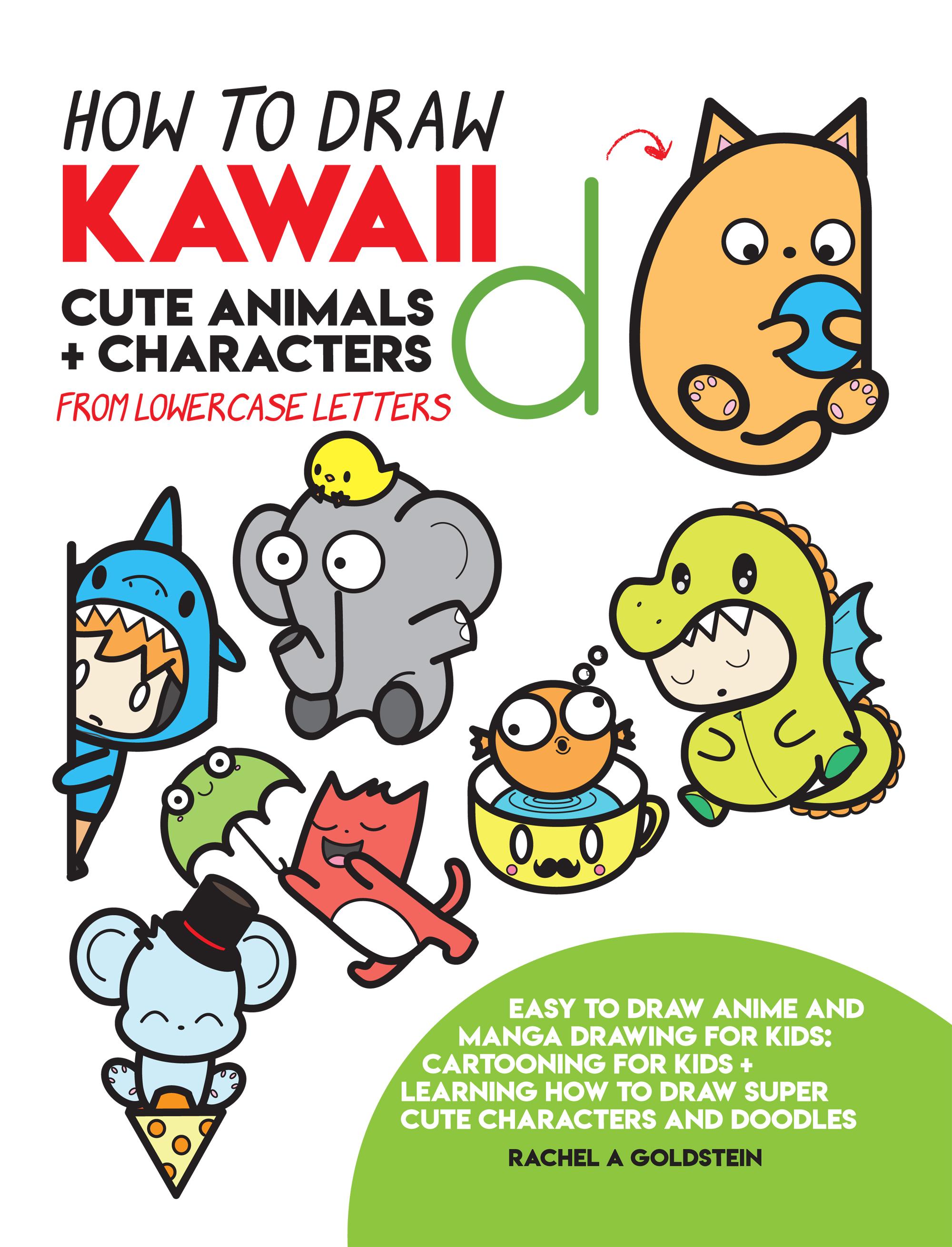 Japanese Anime Animal Characters