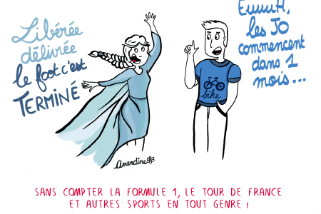 liberée délivrée Drawings and things
